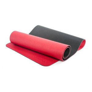 Piros-fekete jóga matrac