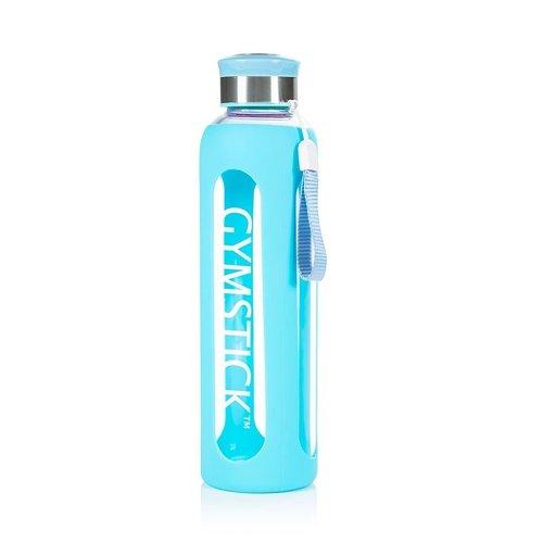 Kék üveg palack